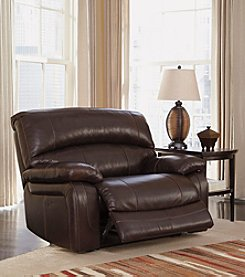 Berkline® Mainstation Reclining Chair-and-a-Half