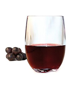 Strahl® Set of 4 13-oz. Osteria Stemless Glasses