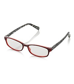 Café Readers® Red Transcript Readers