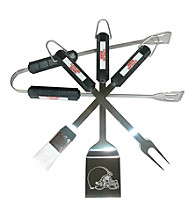 Cleveland Browns 4-pc. Grilling Utensil Set