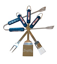 Atlanta Braves 4-pc. Grilling Utensil Set