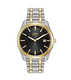Citizen® Eco-Drive Men's Two Tone Watch