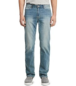 Calvin Klein Jeans® Men's Silver Bullet Straight Fit Denim
