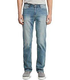 Calvin Klein Jeans® Men's Silver Bullet Straight Fit Denim