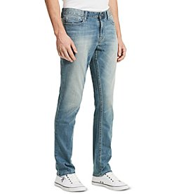 Calvin Klein Jeans® Men's Silver Bullet Slim-Straight Fit Denim