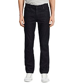 Calvin Klein Jeans® Men's Osaka Blue Slim-Straight Fit Denim