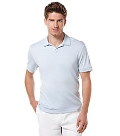 Perry Ellis® Men's Short Sleeve Open Polo