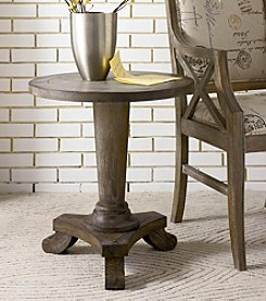 Hammary® Hidden Treasures Pedestal Table