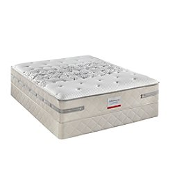 Sealy® Posturepedic Hybrid Admirable Quilted Ultra Firm Mattress & Box Spring Set