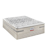 Sealy® Posturepedic Hybrid Strength Quilted Firm Mattress & Box Spring Set