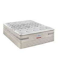Sealy® Posturepedic Hybrid Thankful Quilted Plush Mattress & Box Spring Set