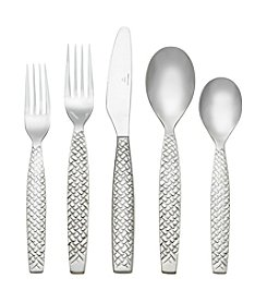Reed & Barton® Weave 45-pc. Flatware Set