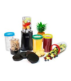 CuiZen 17-pc. Personal Drink Blender & Mixer Kit
