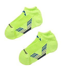 adidas® Boys' 2-pk. No Show Socks