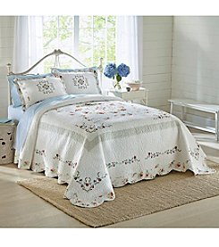 MaryJane's Home Garden Bloom Bedspread Collection