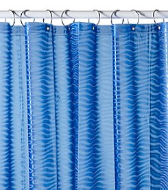 Excell Waves Shower Curtain