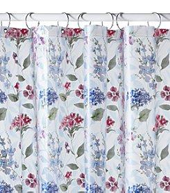 Excell Les Fleurs Shower Curtain