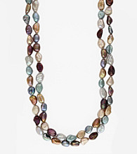 """Effy® 70"""" Multicolor Freshwater Pearl Necklace"""