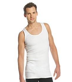 Tommy Hilfiger® Men's White 5-Pack Classic Tank