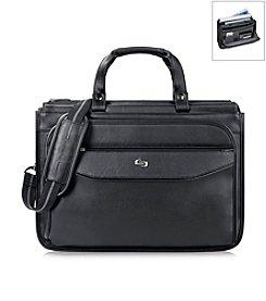 Solo® Black Classic Briefcase