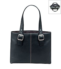 Solo® Black and Paisley Classic Tote