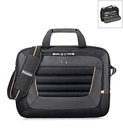 Solo® Black Pro Briefcase