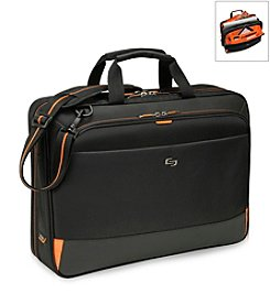 Solo® Black and Orange Urban Multi-Case