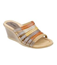 "Earth® ""Gardenia"" Wedge Sandals"