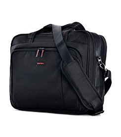 Olympia Elevate Black Briefcase