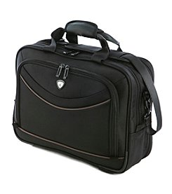 Olympia Black Business Laptop Case