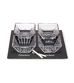 Mikasa® Cheers Square Bowl 5-pc. Condiment Set