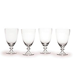 Mikasa® Ridgefield Set of 4 All Purpose Glasses
