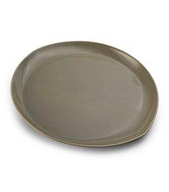 Mikasa® Kalini Taupe Round Platter