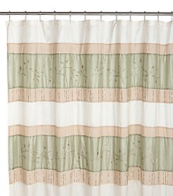 Excell Wasabi Shower Curtain