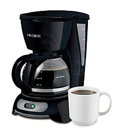 Mr. Coffee® Pause and Serve 4-Cup Coffeemaker