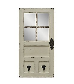 Sheffield Home® Mini Door with Four Mirror Panels
