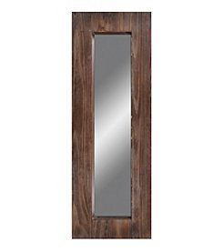 Sheffield Home® Distressed Narrow Wood Mirror