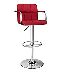 Powell® Sienna Quilted Bar Stool