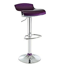 Powell® Purple Bar Stool