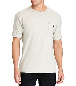Polo Ralph Lauren® Men's Big & Tall Short Sleeve Pocket Crewneck Tee