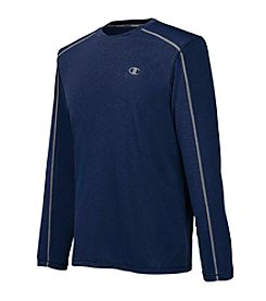 Champion® Men's Long Sleeve 'Powertrain' Performance Tee