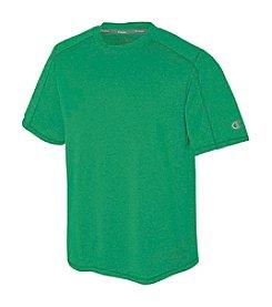 Champion® Men's Short Sleeve 'Powertrain' Heathered Performance Tee