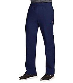Champion® Men's Open Bottom Jersey Athletic Pants