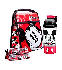 Zak Designs® Mickey Mouse® Lunch Tote, Snack Bag and Sip Cup 3-pc. Set
