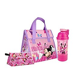 Zak Designs® Minnie Mouse® Lunch Tote, Snack Bag and Sip Cup 3-pc. Set