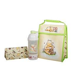 Zak Designs® Winnie the Pooh™ Lunch Tote, Snack Bag and Sip Cup 3-pc. Set
