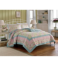 Laura Ashley® Home Whitley Quilt Collection