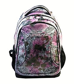 Airbac™ Curve White Splash Backpack