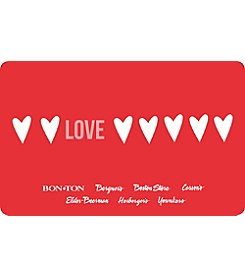 Gift Card - Hearts of Love