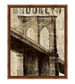 Greenleaf Art Brooklyn Framed Canvas Art